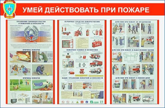 Инструкция по противопожарной безопасности в офисе